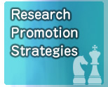 Research Promotion Strategies